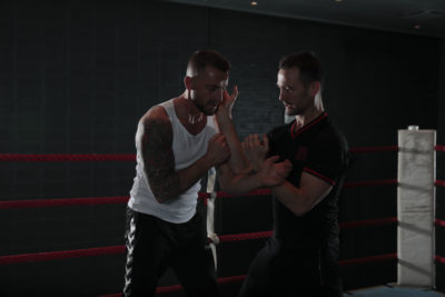practical wing chun in a boxing ring 2