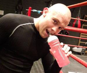 Mikkel Parlo boksetræner