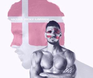 Thaibokser Niclas Larsen