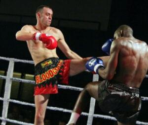 Thaiboksning træner