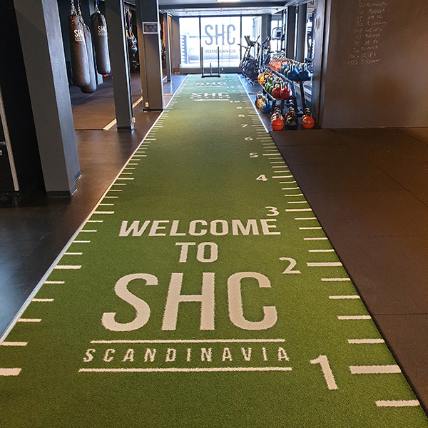 SHC Scandinavia indgang