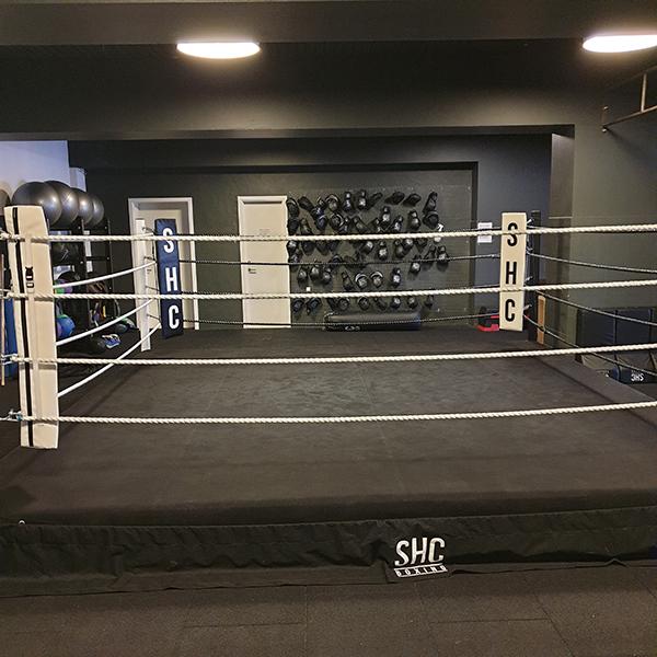 SHC Scandinavia boksning