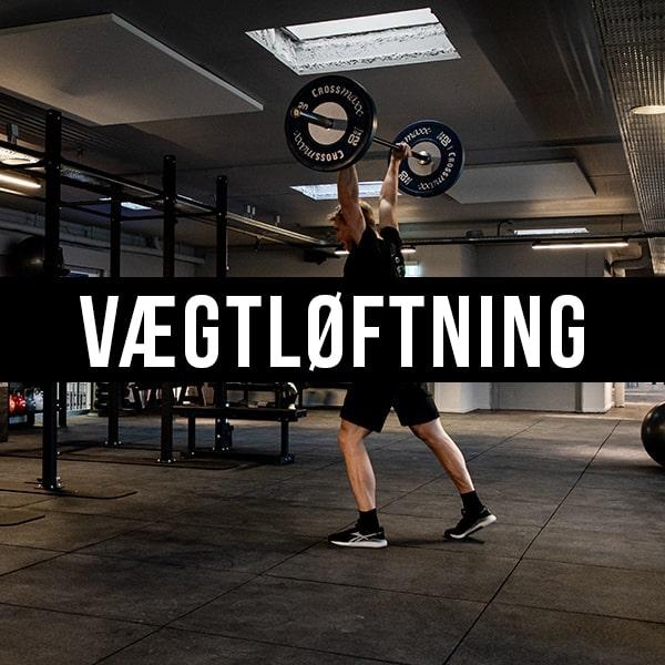 Holdtræning Vægtløftning