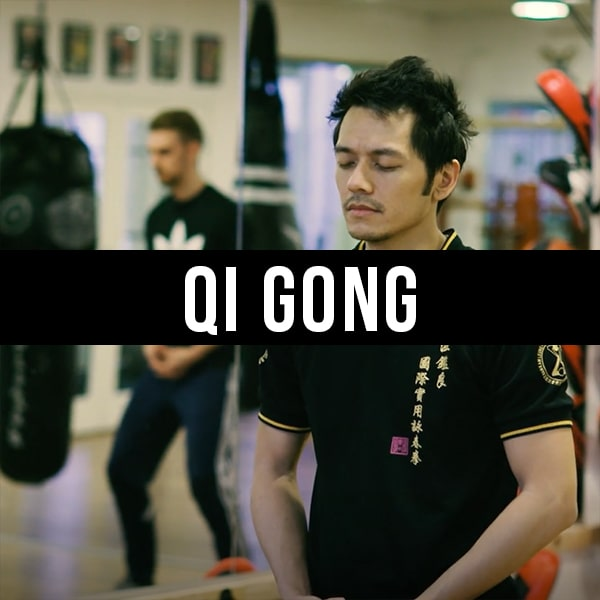 Holdtræning Qi gong