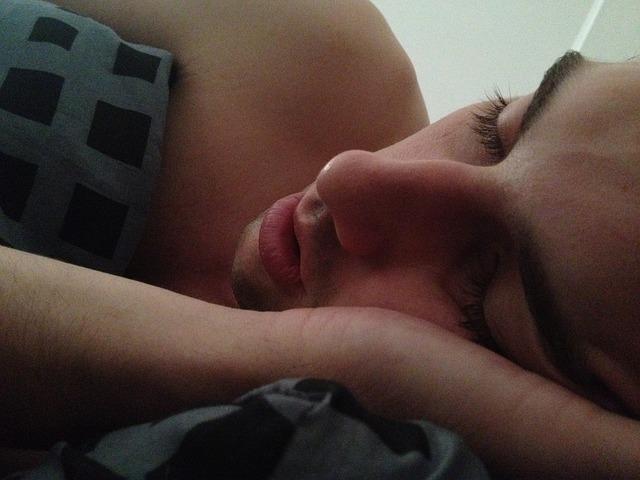 søvn for muskelopbygning