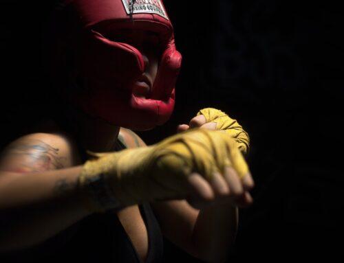 Sådan lægger du dit håndbind, så du er klar til boksning