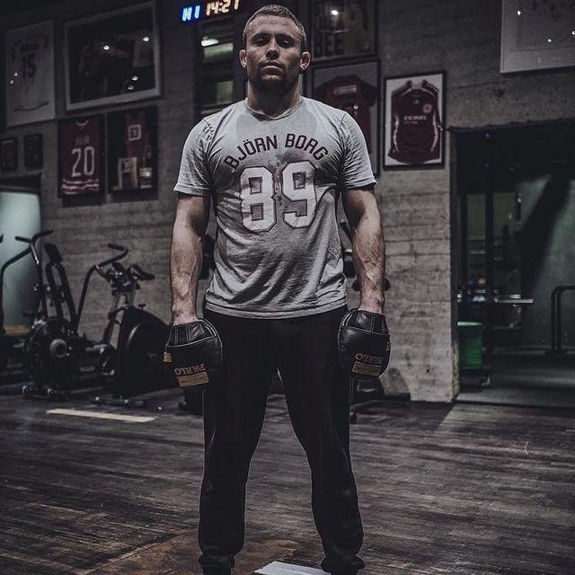 Mikkel Parlo personlig træner