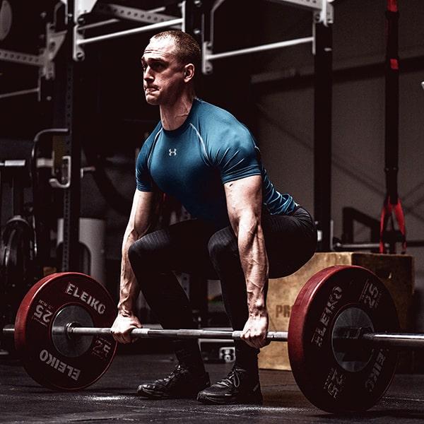 olympisk vægtløftning